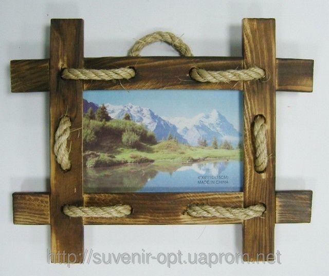 Сделать рамку для фотографий из дерева своими руками