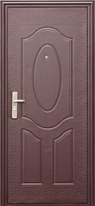 металлическая дверь эконом скидка