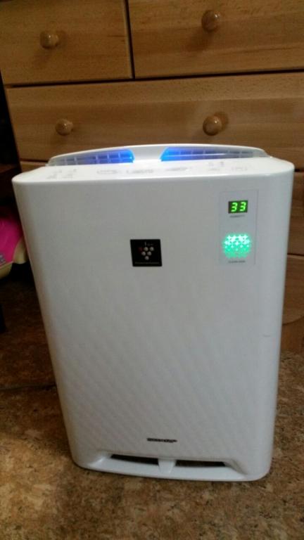 Sharp очистители ионизаторы воздуха