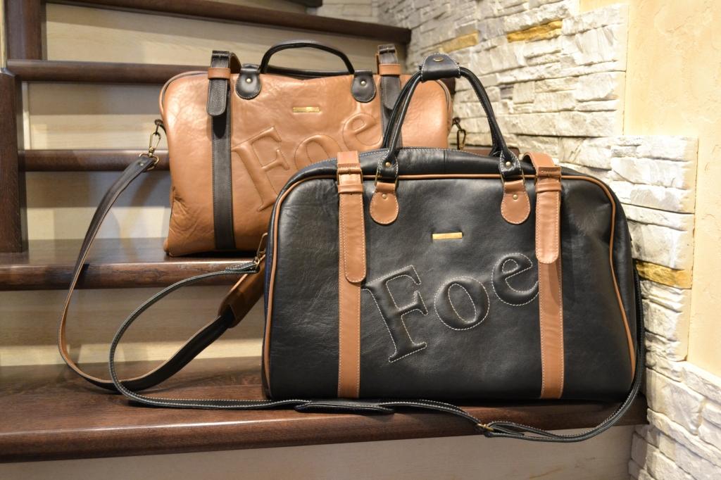 Коллекция мужских сумок 2017