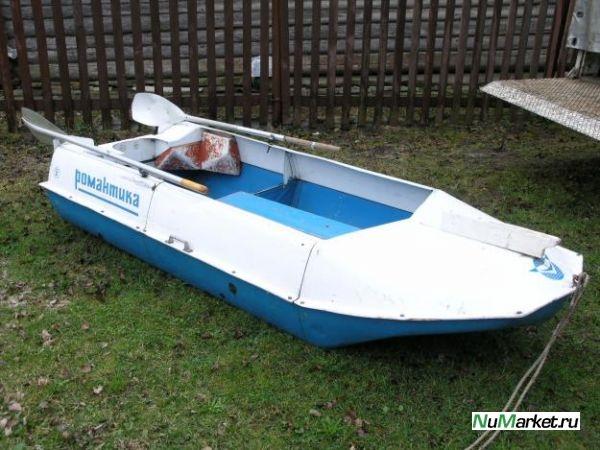 лодка ерш или романтика