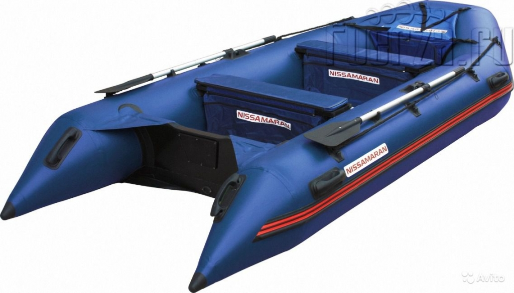 лодка ниссан маран торнадо 420