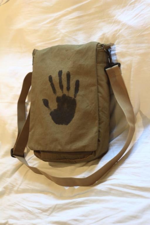 Мужская сумка из брезента своими руками 100