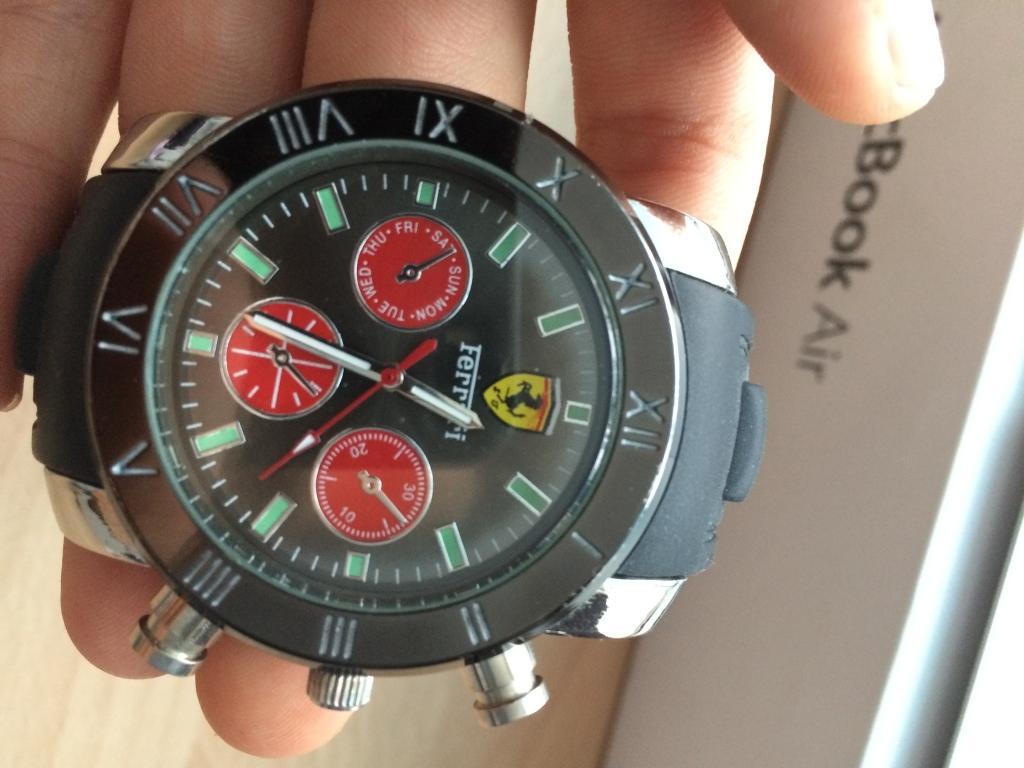 Наручные часы Ferrari, копии часов Ferrari Феррари