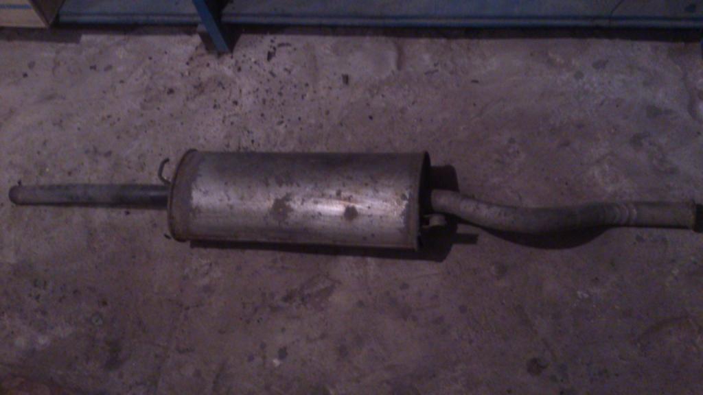 Фото выхлопная система ваз 2110