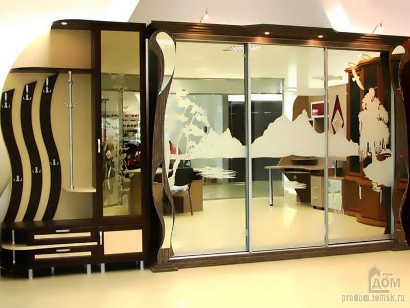 Услуги - шкафы купе под размер в московской области предложе.