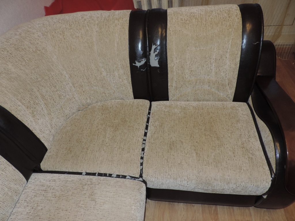 Перетяжка мебели арзамас