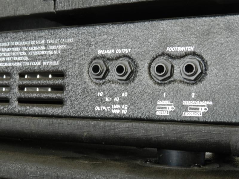 Ивановская барахолка IvBB.RU * Продам гитарный кабинет с усилителем ibanez tbx150h toneblas