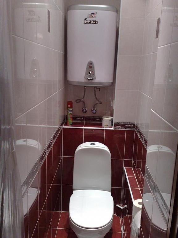 Дизайн и ремонт ванной и туалете