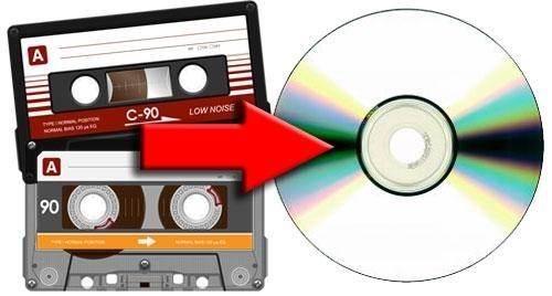 Оцифровать аудиокассеты в домашних условиях