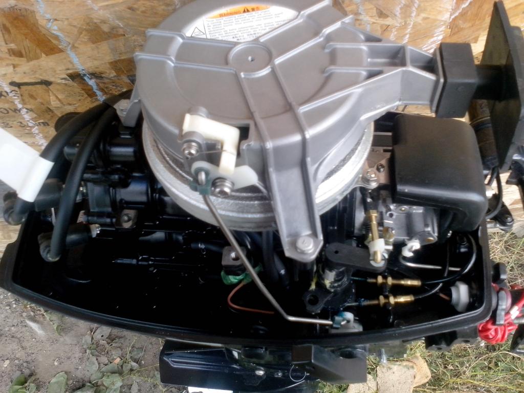 Лодочный мотор ниссан в москве