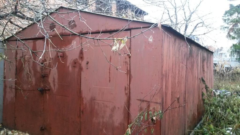 Железные гаражи отзывы гараж под деревянным домом