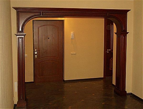 Квадратные арки фото