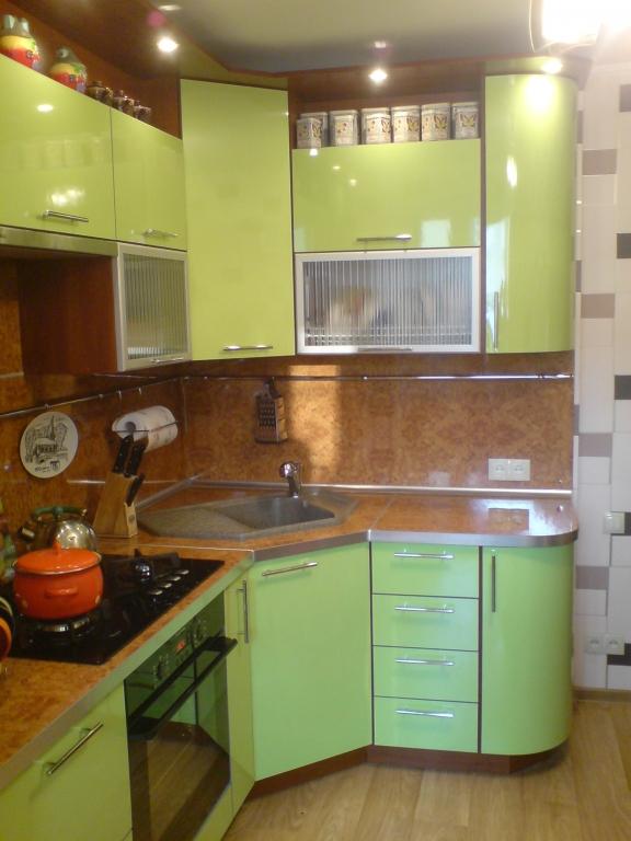 Кухни недорогие хрущевки дизайн