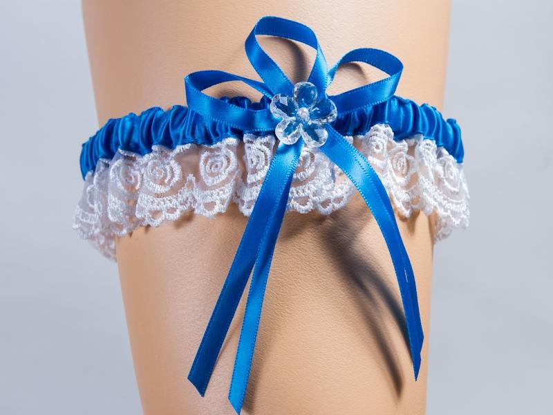 Цвет подвязки невесты