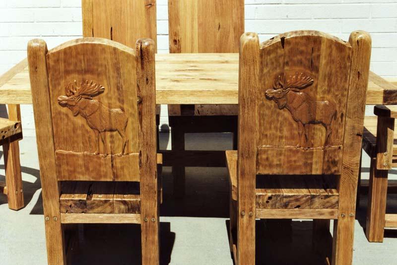 Мебель своими руками из дерева эксклюзивная 97