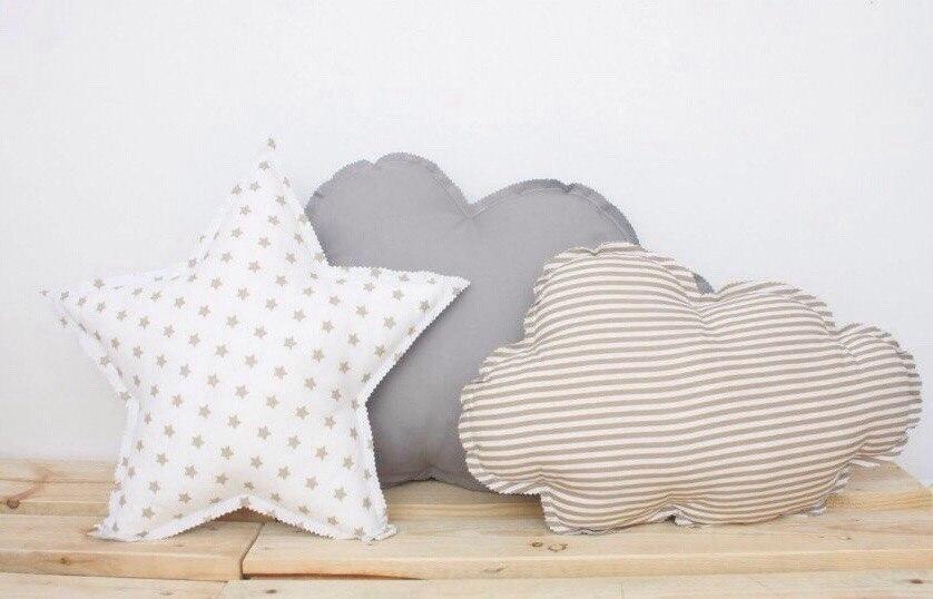 Подушки разные своими руками