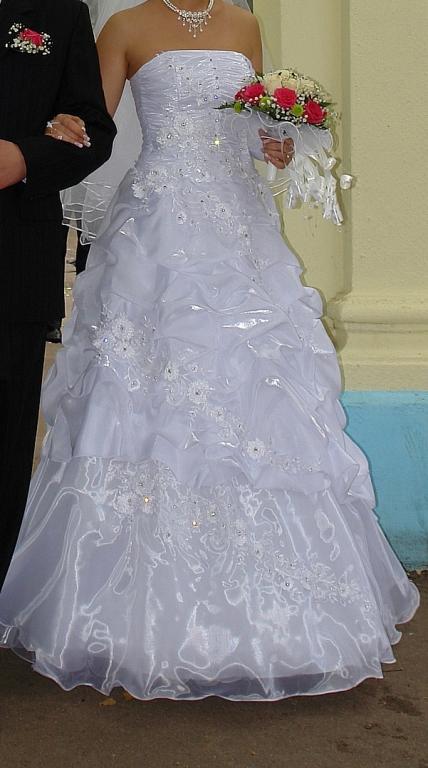 основных своих обруч для свадебного платья вашему