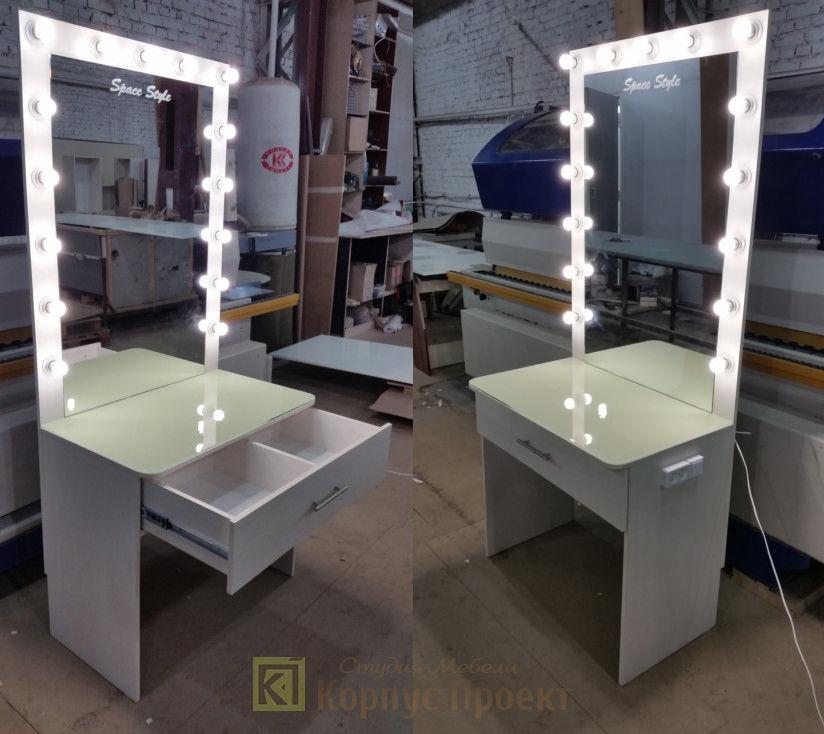 Ивановская барахолка IvBB.RU * Изготовление зеркала визажиста / гримера
