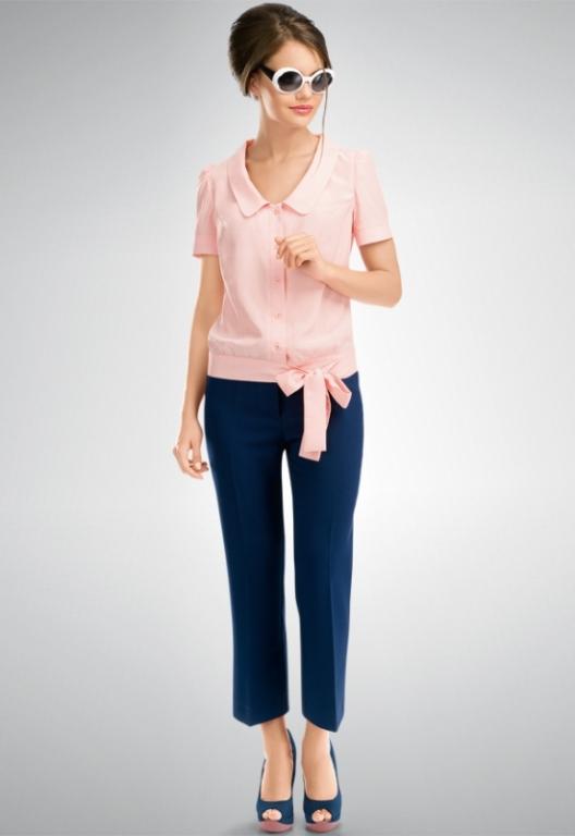 Розовая Блузка Фото В Волгограде