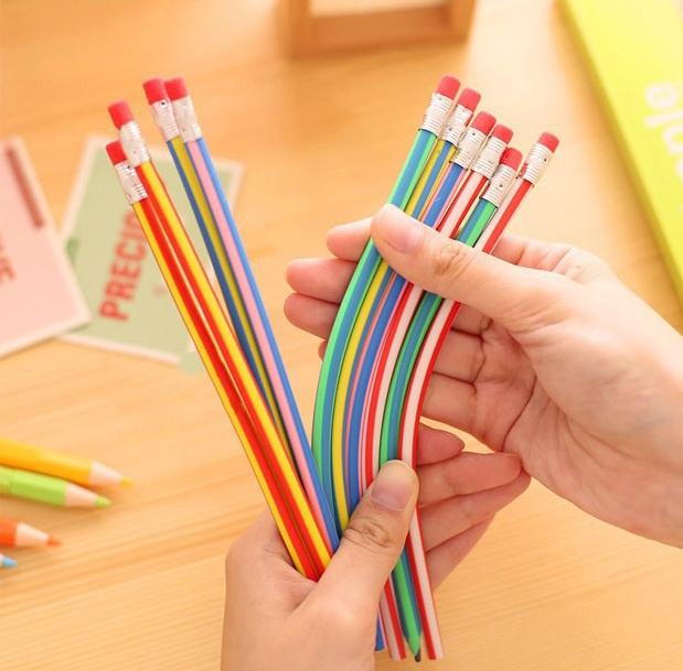 Как сделать карандаши мягкие