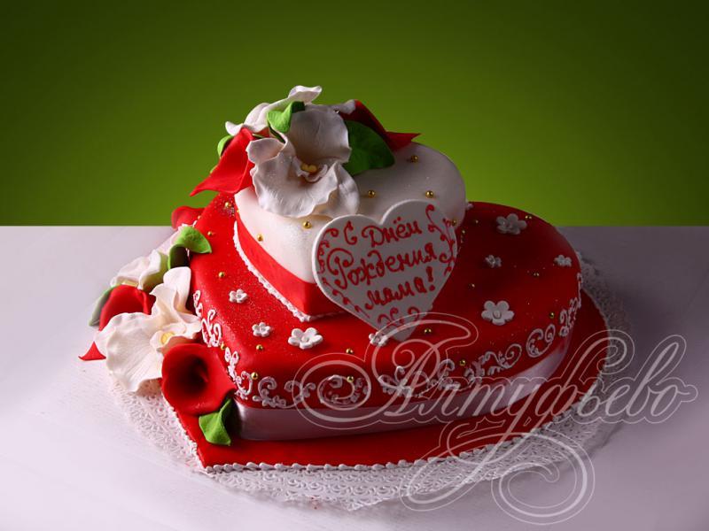 Фото тортов с днем рождения на заказ