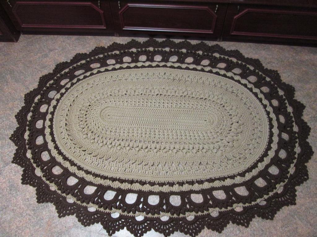 Ручное вязание ковров 93