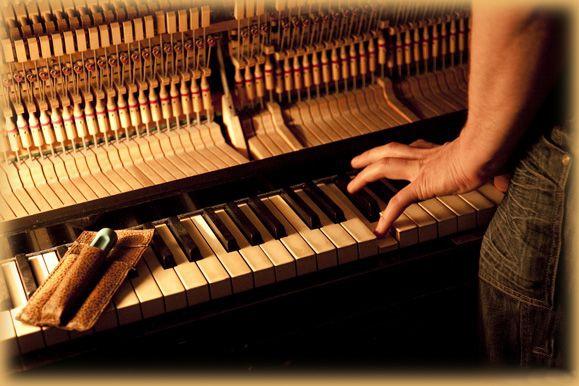 Как правильно настроить пианино своими руками