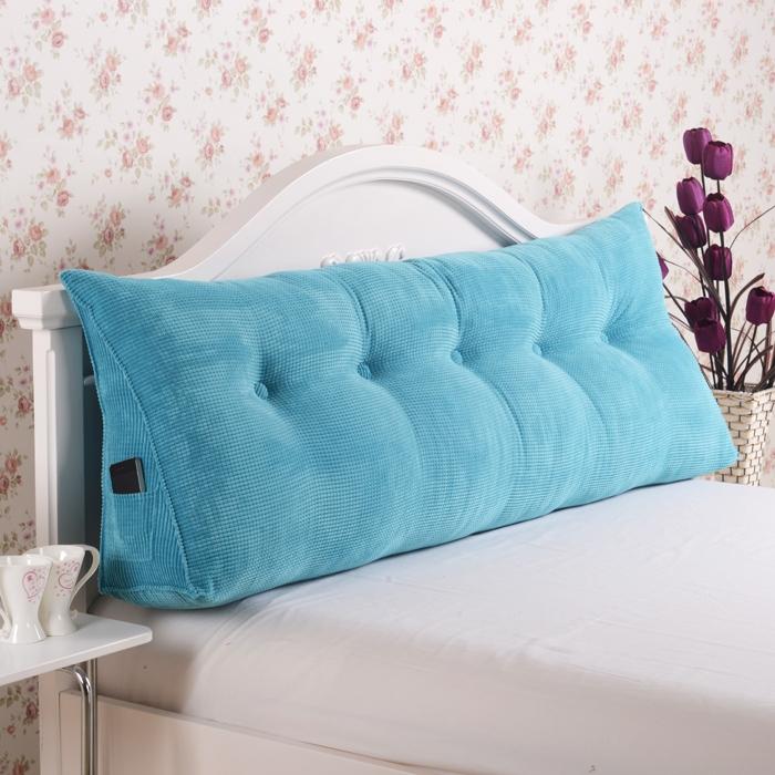 Как сделать подушку на кровать
