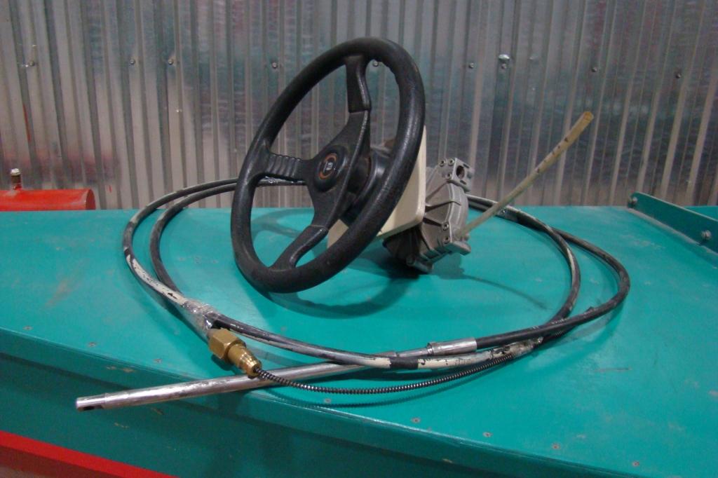 тросы рулевого управления для лодочных