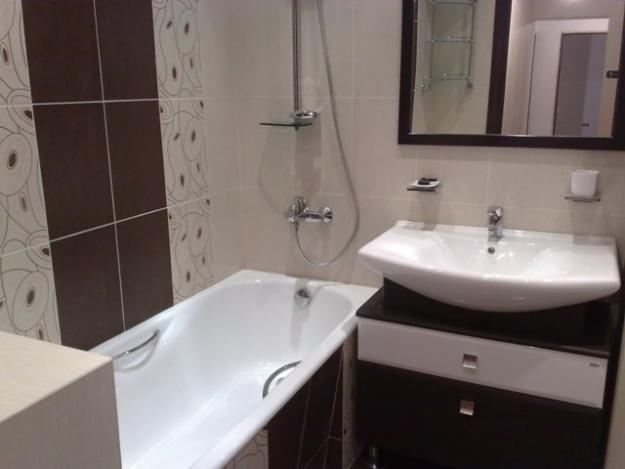 Ремонт квартир ванных комнат фото