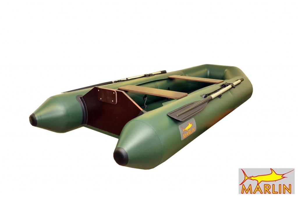 лодка на сборе