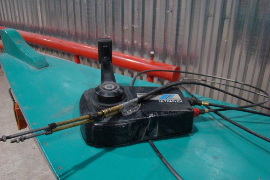 продажа рулевого управления на лодку