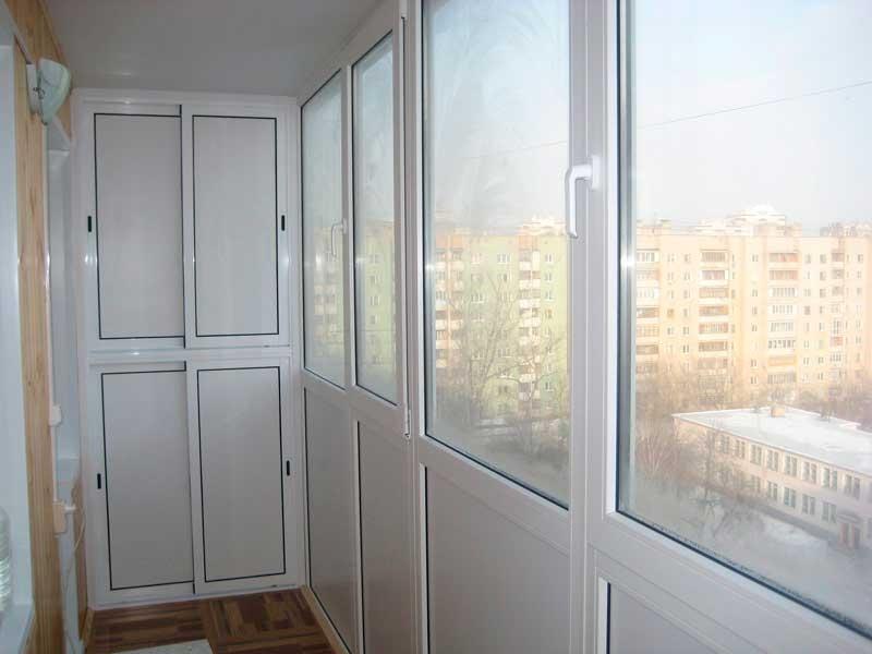 Герметичный шкаф для балкона. - лоджии - каталог статей - ба.