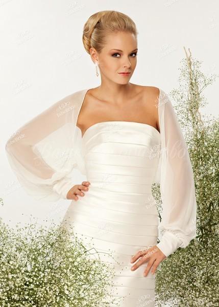 Болеро на вечернее платье