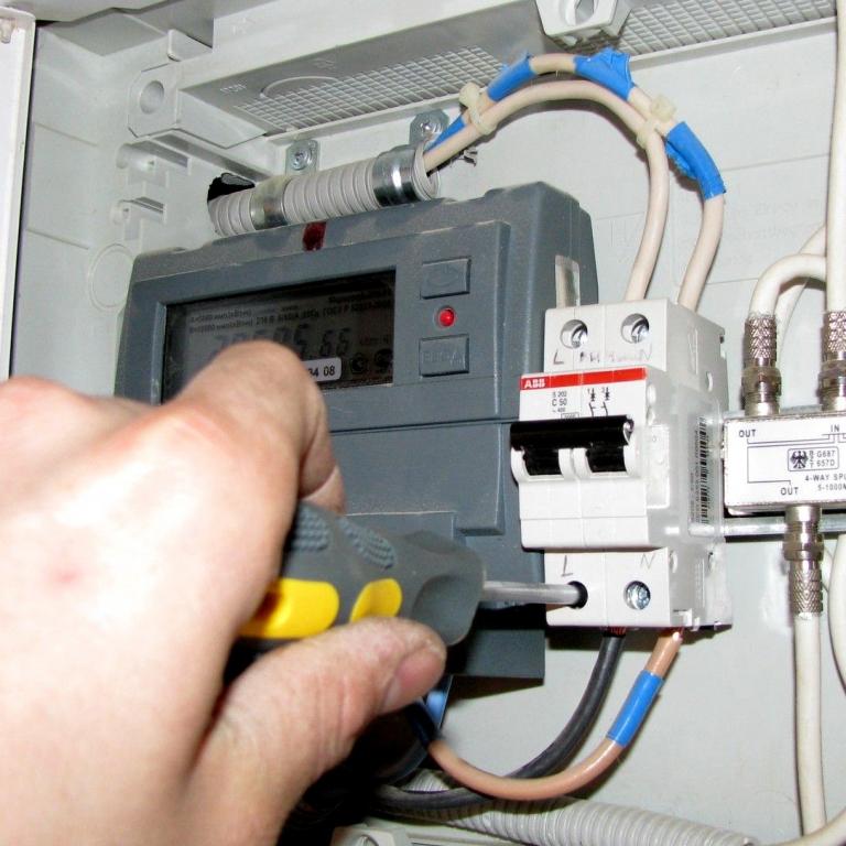 Требования при замене счетчика электроэнергии Что мне