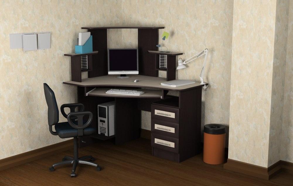 "Компьютерный стол ""ску-1"" - status-kr.ru."