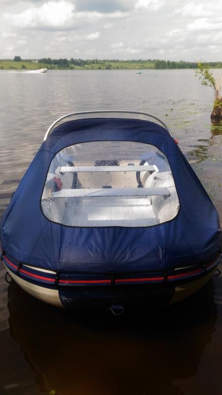 Купить лодку ямаран т330