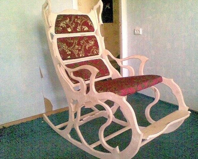 Мебель самоделки мастер класс