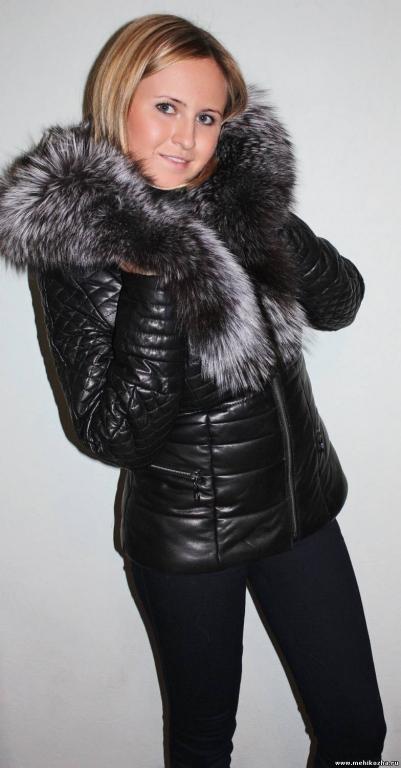 Купить Зимнюю Куртку Женскую С Мехом На Авито В