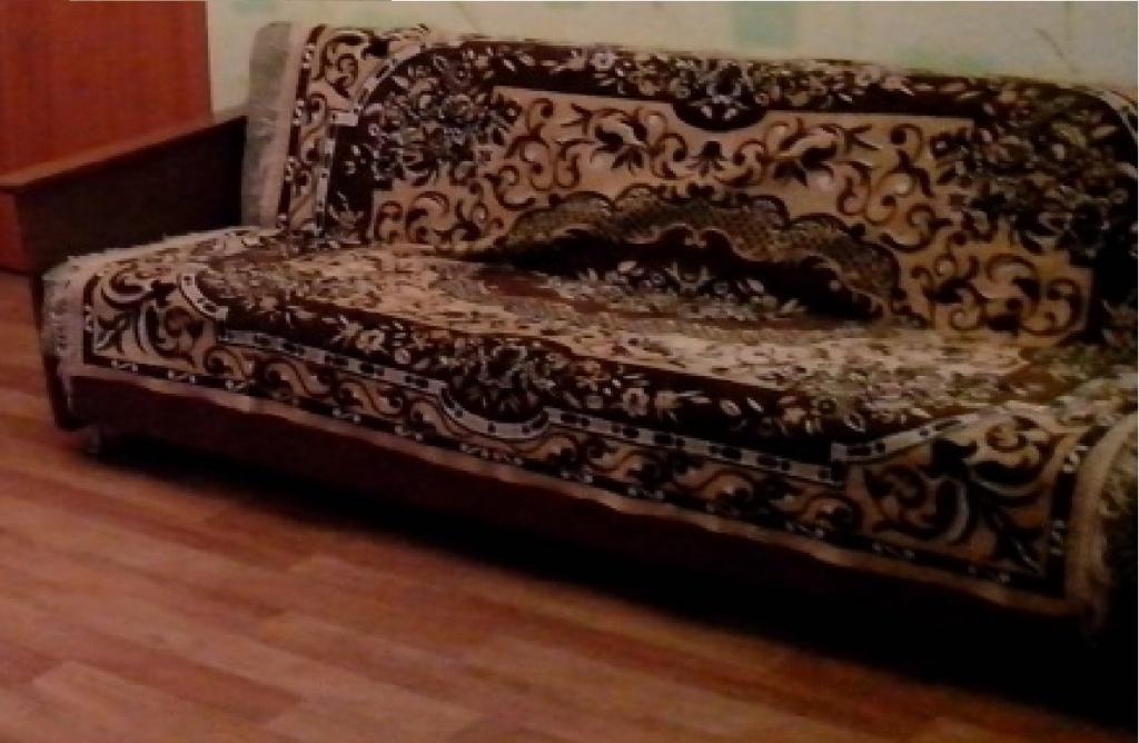 Кровать диван на дачу