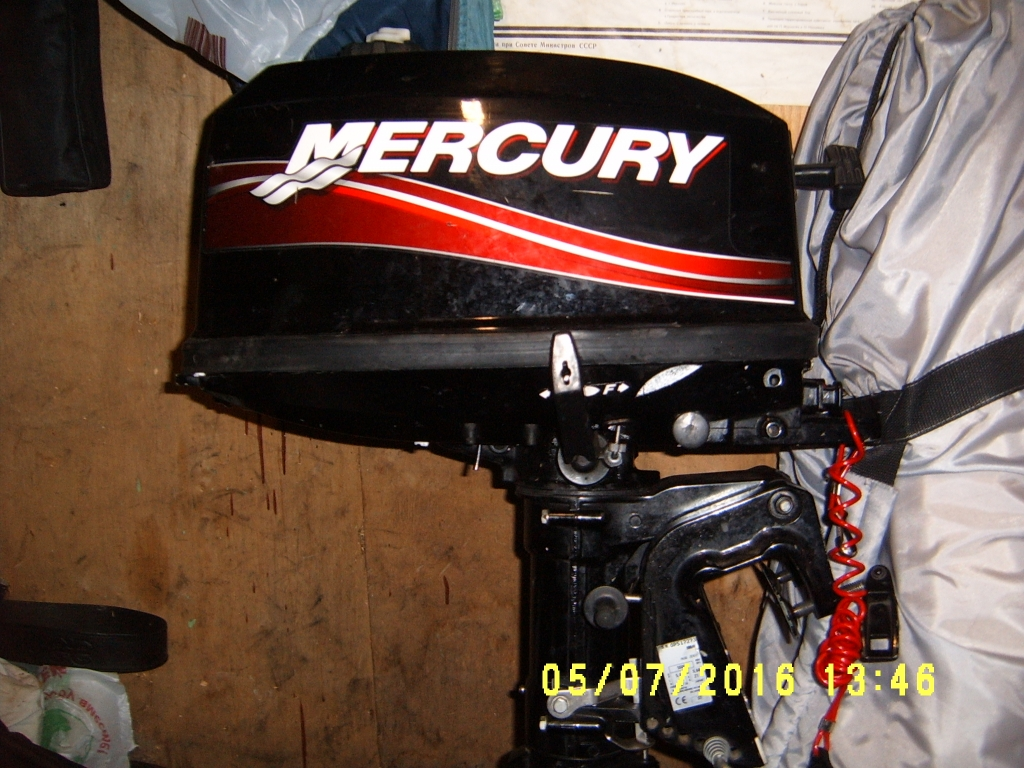 Замена масла в лодочном моторе меркурий 100 видео