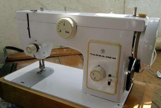 Ремонт швейных машин чайка 132м своими руками
