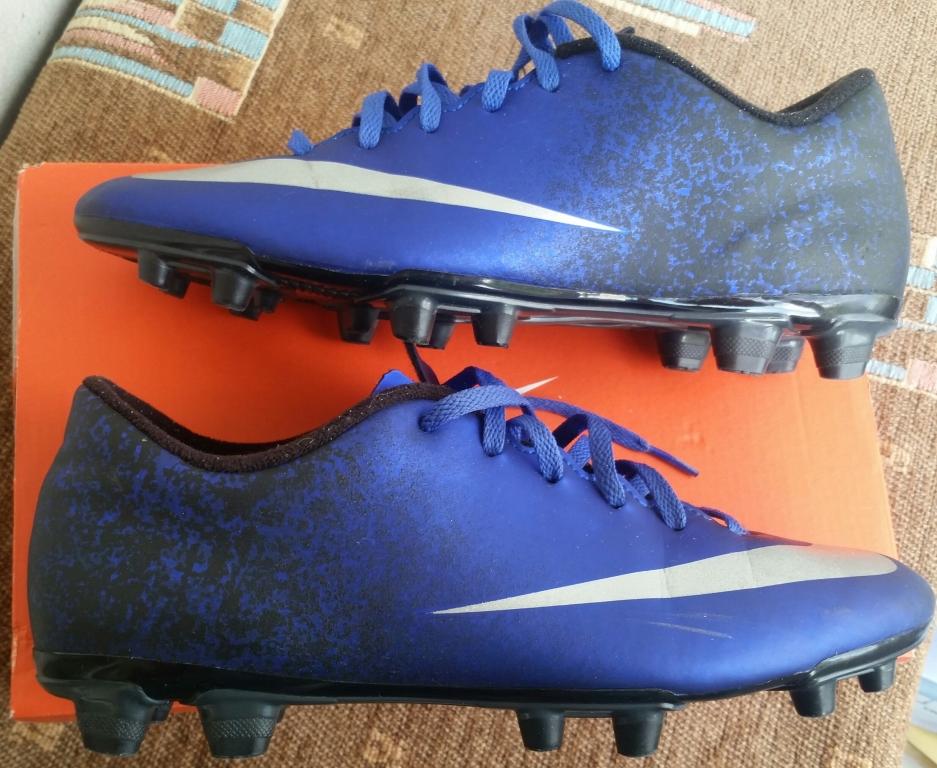 Продам футбольные бутсы Nike MERCURIAL VORTEX II CR  7b3f7a34337fb