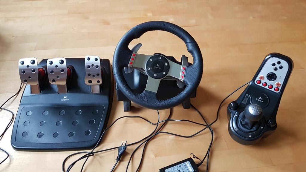 Как сделать чтобы игровой руль делал обороты