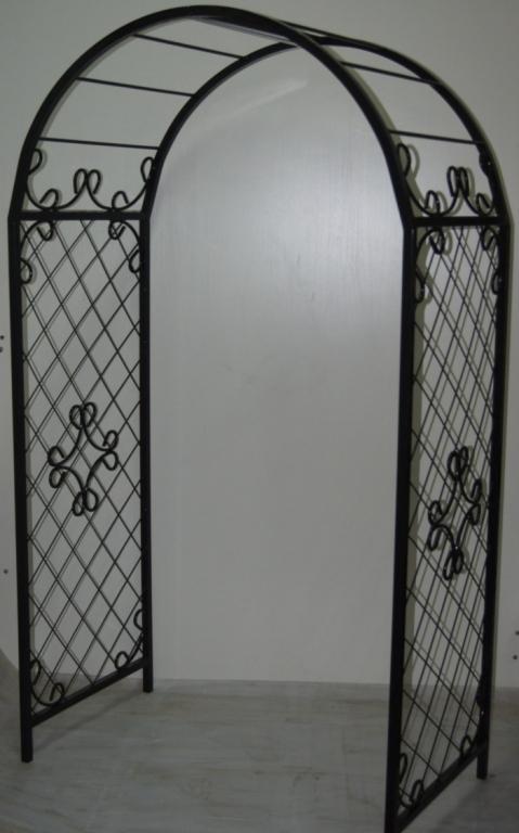 Кованые арки фото