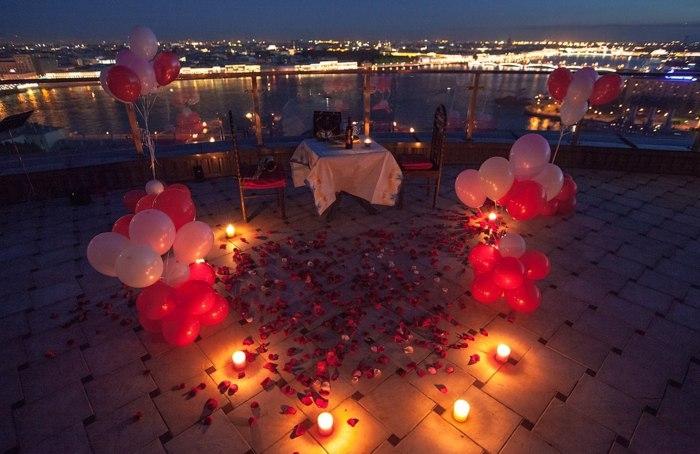 Как сделать предложение руки и сердца романтическое