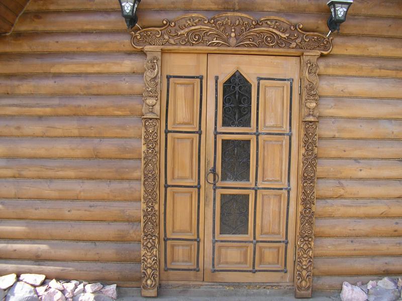 Наличники на двери из дерева своими руками