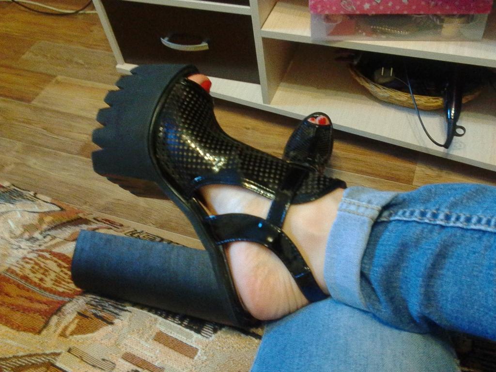 Как заменить стельку в туфлях