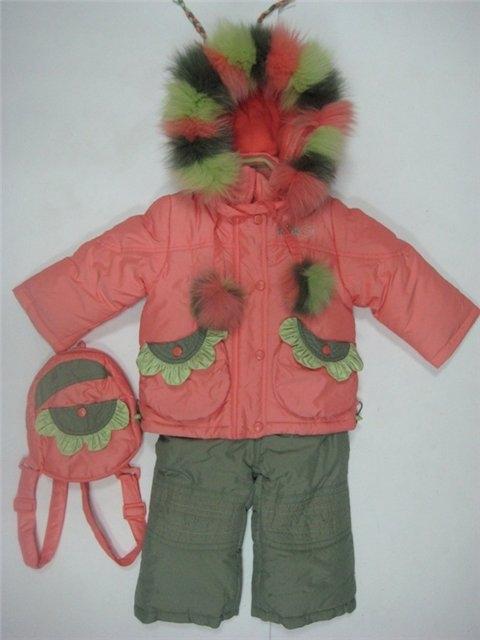 Зимняя детская одежда кико. Комплект Donilo на девочку, Пальто зимнее KIKO, Костюм зимний с сумочкой, Комплект для